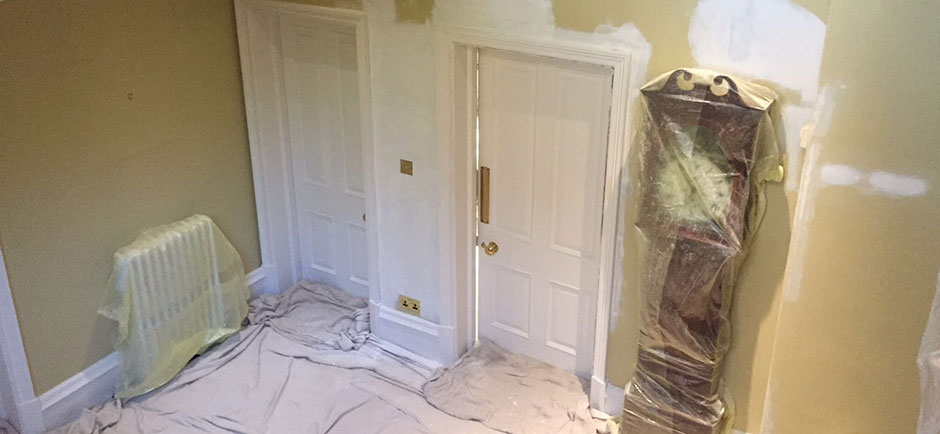 Restoration Bailey Medd Decorators York