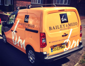 Homepage Bailey Medd Decorators York